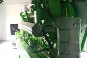 BHKW-Innen-Motor